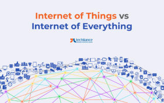 Internet of Things vs Internet of Everything