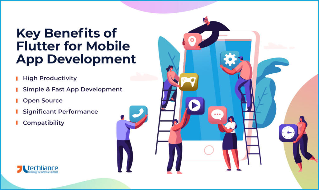 Key Benefits of Flutter for Mobile App Development