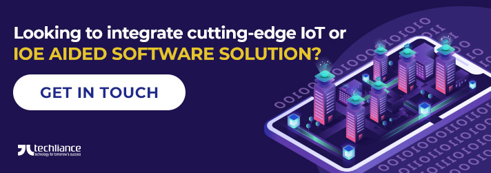 Looking to integrate cutting-edge IoT or IoE aided Software solution