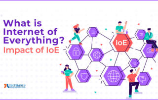 What is Internet of Everything - Impact of IoE
