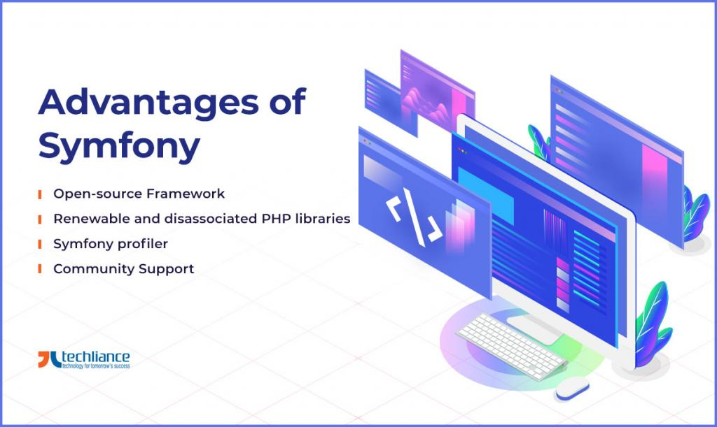 Advantages of Symfony