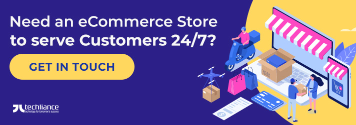Need an eCommerce Store to serve Customers