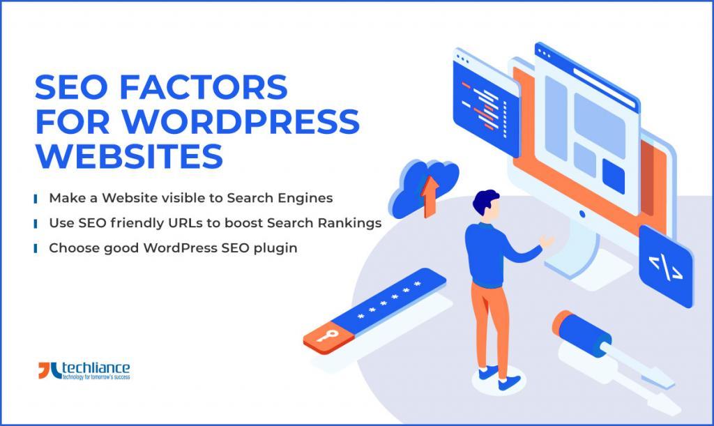 SEO Factors for WordPress Websites