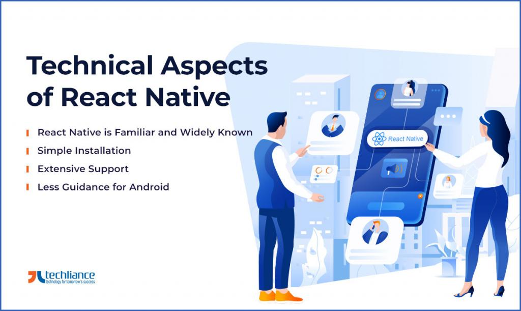 Technical Aspects of React Native