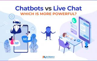 Chatbots vs Live Chat - Which is more Powerful