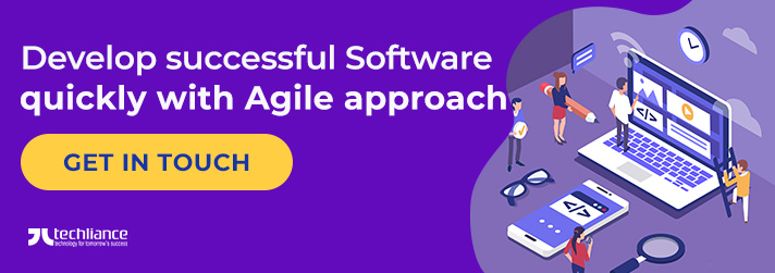 Develop successful Software quickly with Agile approach