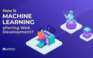 How is Machine Learning altering Web Development