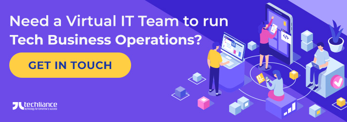 Need a Virtual IT Team to run Tech Business Operations