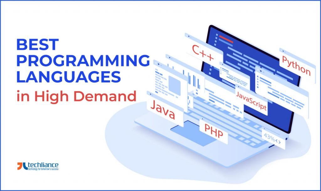 Best Programming Languages in High Demand