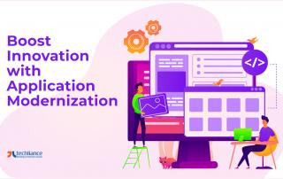 Boost Innovation with Application Modernization