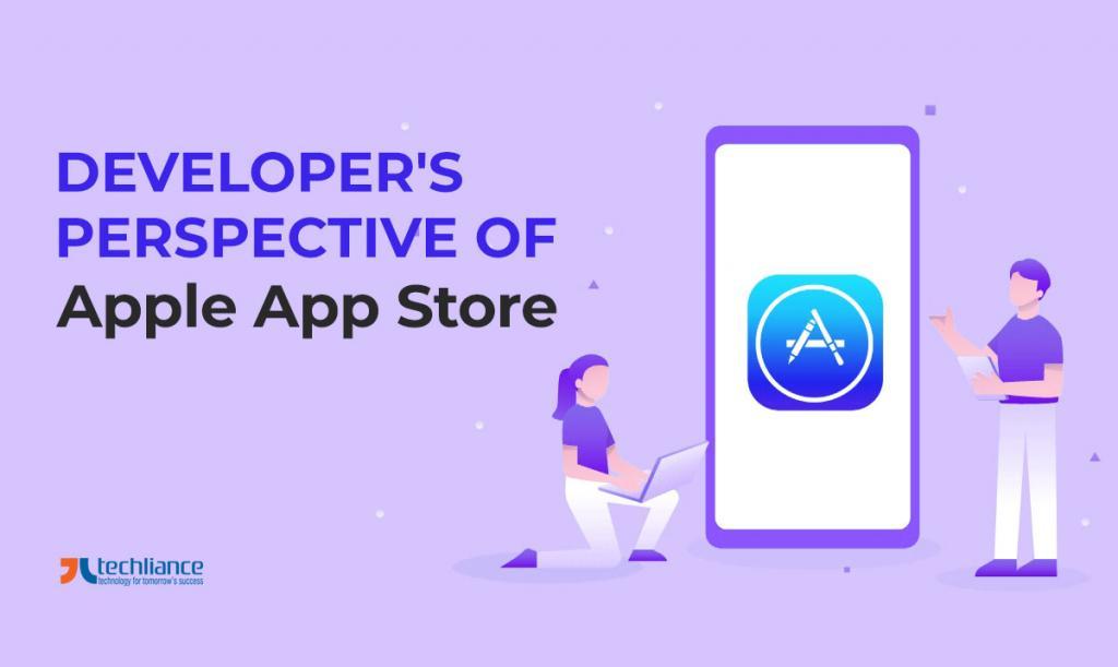Developer's perspective of Apple App Store