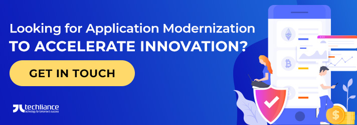 Looking for Application Modernization to Accelerate Innovation