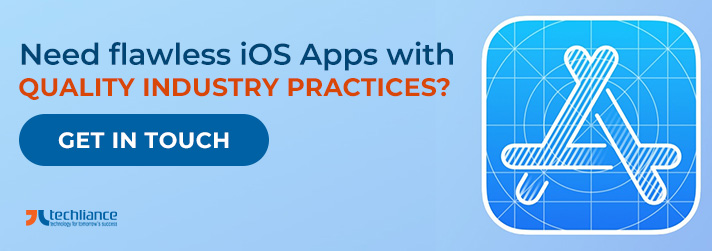 Need flawless iOS Apps with quality industry practices