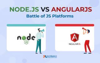 Node.js vs AngularJS - Battle of JS Platforms