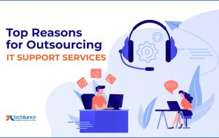 Top Reasons for Outsourcing IT Support Services