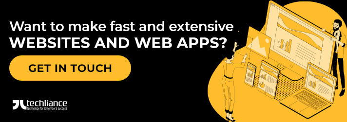 Want to make fast and extensive Websites and Web Apps