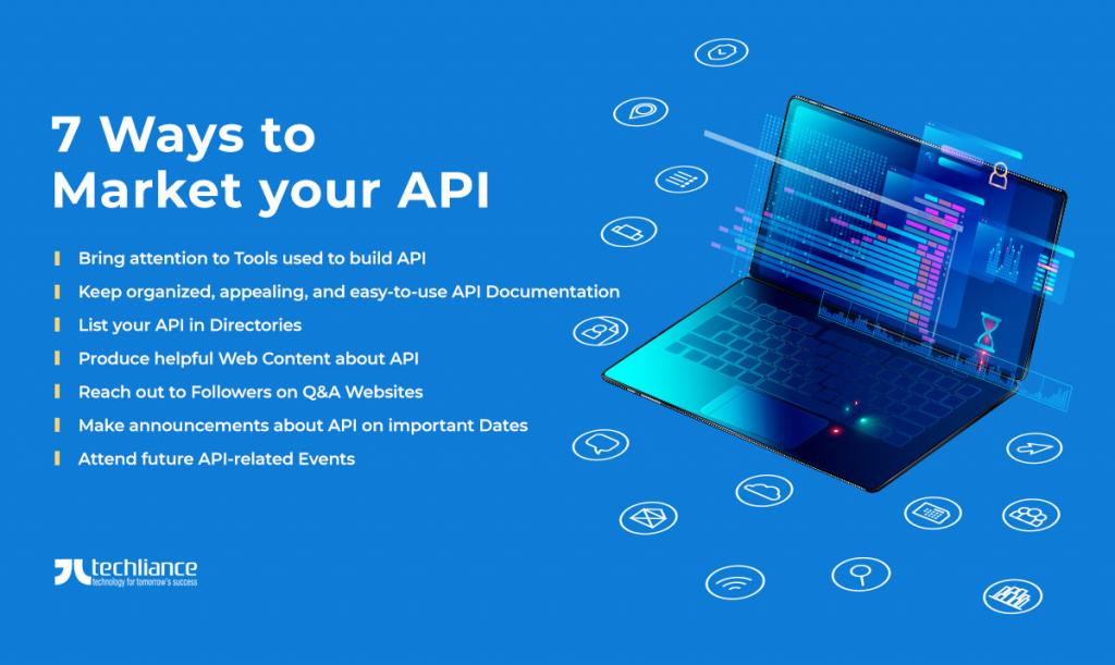 7 Ways to Market your API