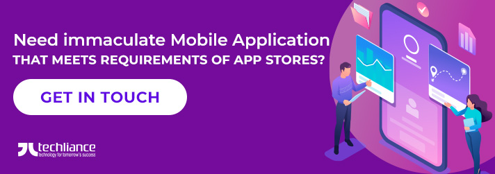 Need immaculate Mobile Application that meets requirements of App Stores