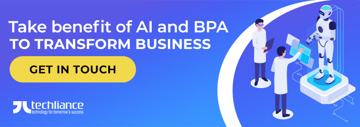 Take benefit of AI and BPA to Transform Business