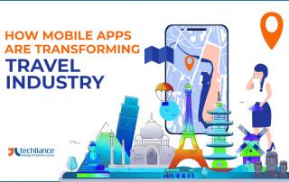 How Mobile Apps are transforming Travel Industry