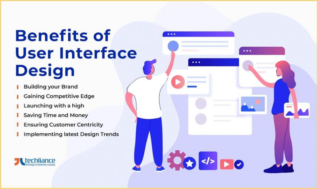 Benefits of User Interface Design