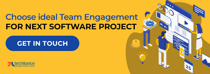 Choose ideal Team Engagement for next Software project