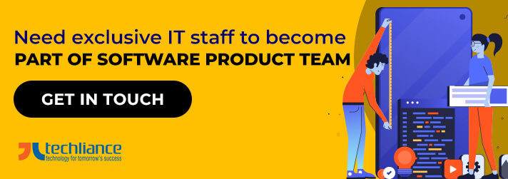 Need exclusive IT staff to become part of Software product team