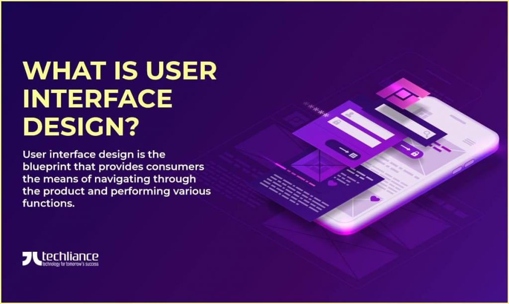What is User Interface Design? Benefits of UI Design