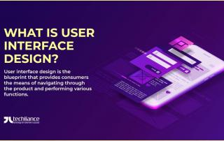 What is User Interface Design