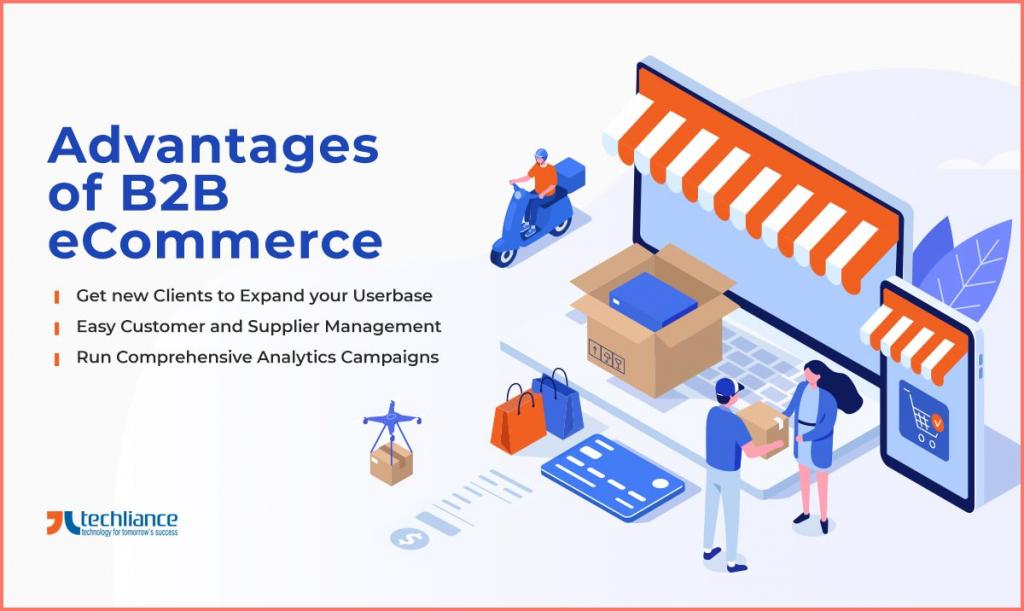 Advantages of B2B eCommerce