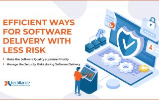 Efficient Ways for Software Delivery with Less Risk