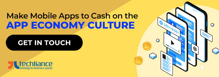 Make mobile apps to cash on the App Economy culture