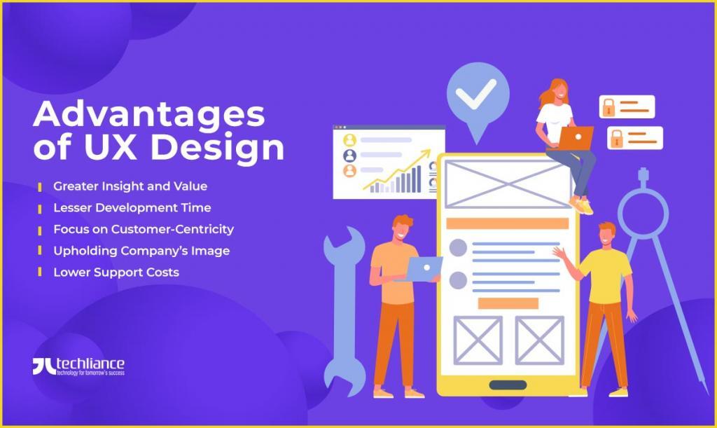 Advantages of UX Design