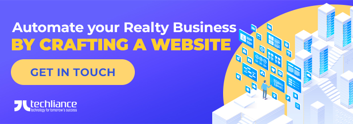 Automate your Realty Business by crafting a Website