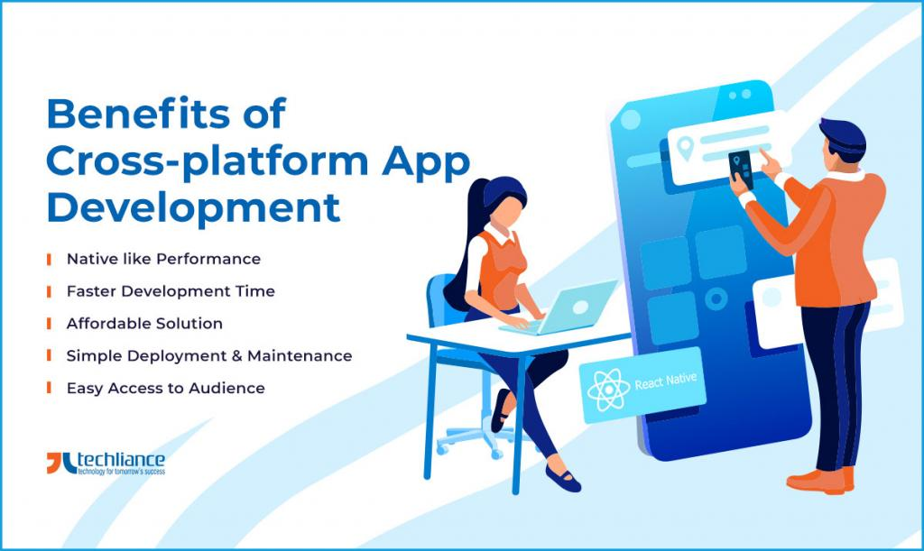 Benefits of Cross-platform App Development