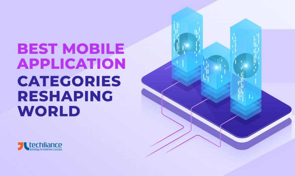 Best Mobile Application categories reshaping World