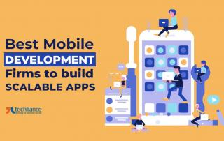 Best Mobile Development Agencies to craft scalable Apps
