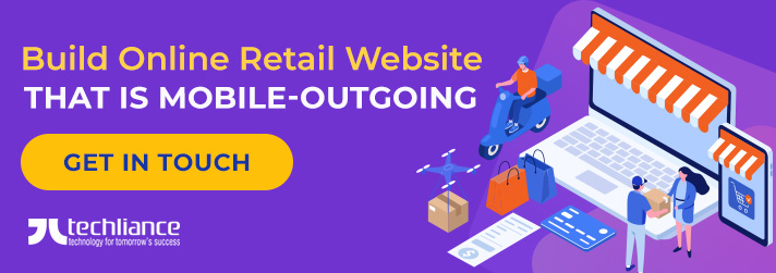Build Online Retail Website that is Mobile-outgoing