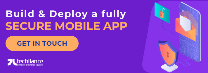 Build and Deploy a fully secure Mobile App