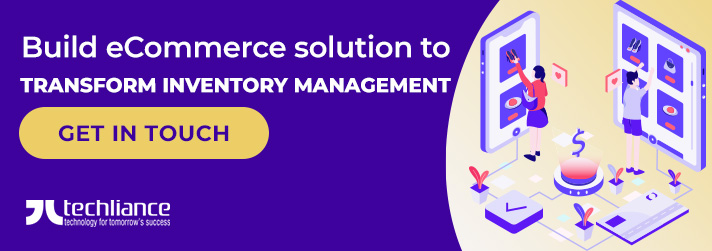 Build eCommerce solution to transform Inventory Management