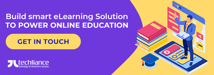 Build smart eLearning Solution to power Online Education