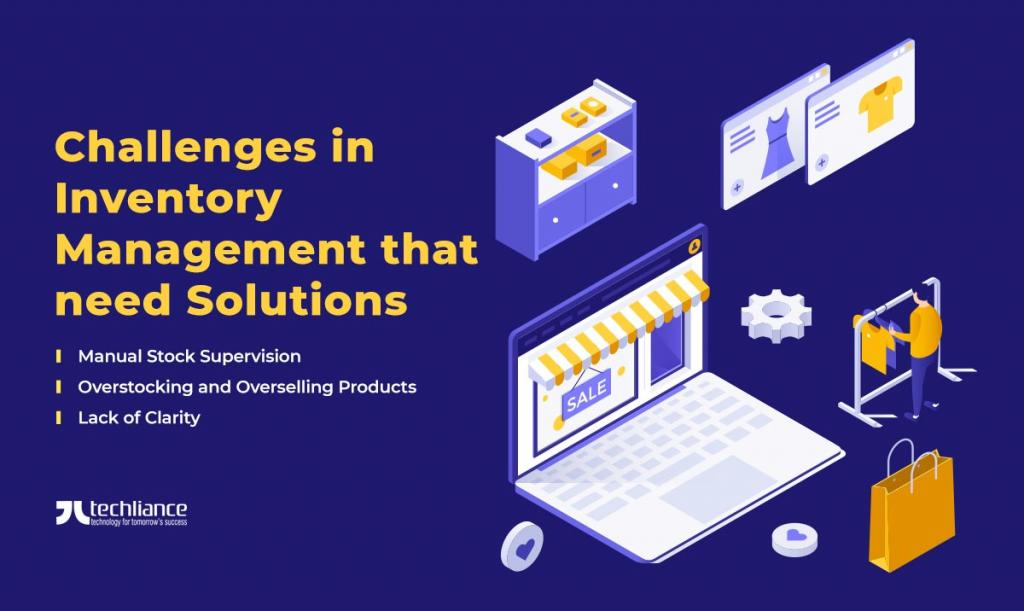 Challenges in Inventory Management that need Solutions