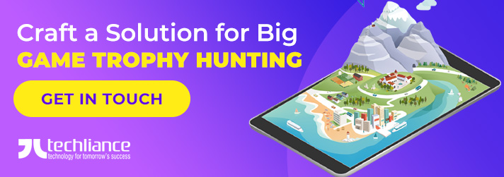 Craft a Solution for Big Game Trophy Hunting