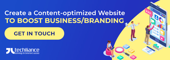 Create a Content-optimized Website to boost Business or Branding