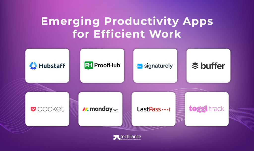 Emerging Productivity Apps for Efficient Work