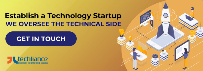 Establish a Technology Startup as we oversee the Technical side.