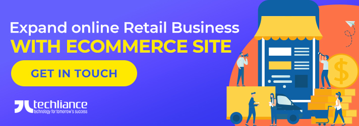 Expand online Retail Business with eCommerce Site
