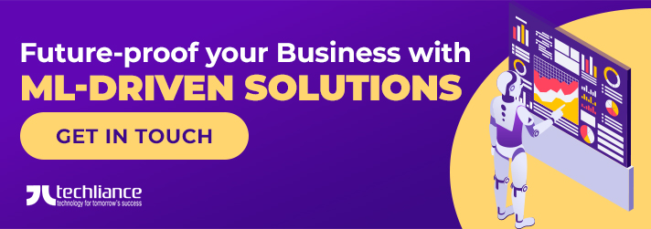 Future-proof your Business with ML-driven solutions