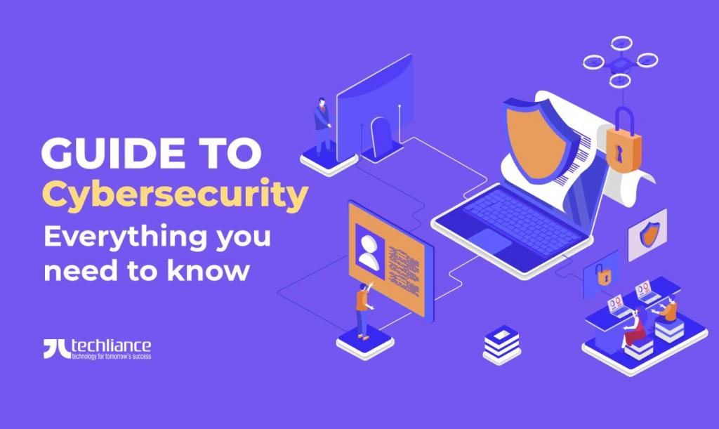 Guide to Cybersecurity - Everything you need to know