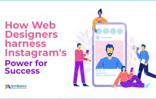 How Web Designers harness Instagram's power for Success